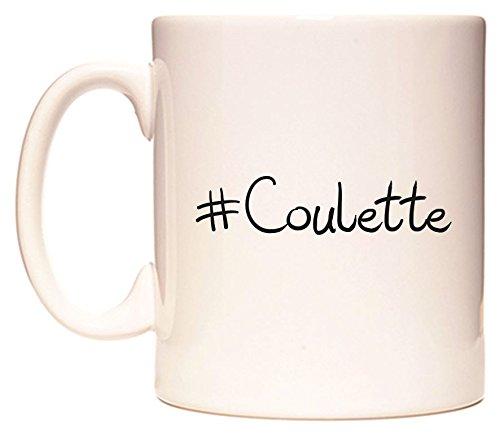#Coulette Becher von WeDoMugs