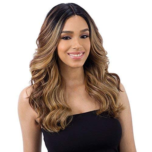 FreeTress Equal Synthetic Hair Wig Lace 5' Deep Part Lace Valentino (1)