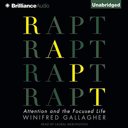 Rapt cover art