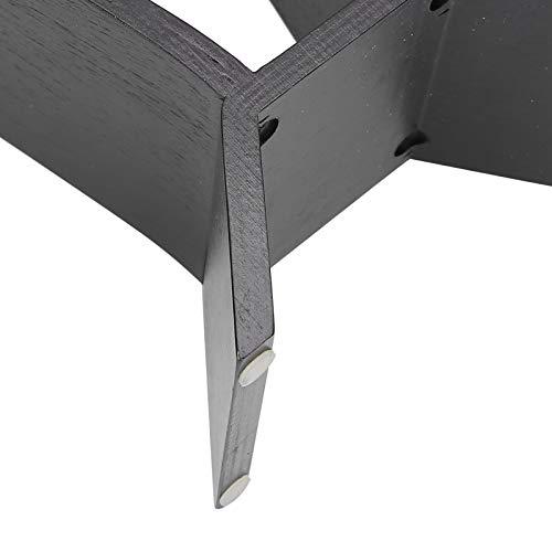 ROMACK Soporte para Auriculares Soporte para Auriculares Portátil Antideslizante Conveniente para Auriculares(Black, Blue)