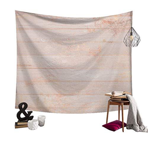 Kuncg Wandteppiche Wohnaccessoires Deko Ziegel Wand Hintergrund 3D Kunstdruck für Schlafzimmer Wohnzimmer Tapisserie (28#Plus Kaschmir,95 * 73 cm)