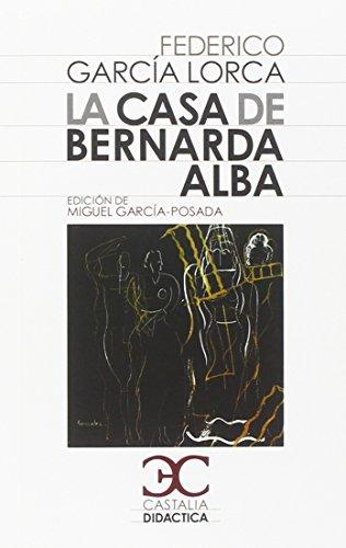 La casa de Bernarda Alba (Castalia Didactica)