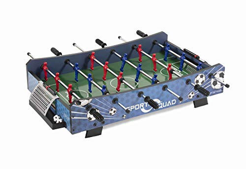 Sport Squad FX40 40 inch Table Top Foosball Table for Adults...