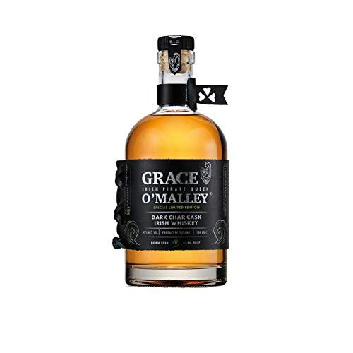 Grace O'Malley Irish Whiskey (Dark Char Cask Irish Whiskey) (1 x 0,7 L)
