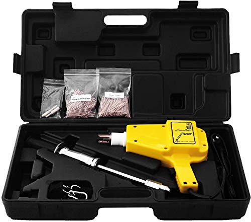 Spot Welder Auto Body Stud Welder 110V Uni-Spotter 4550 Stinger Stud Welder Kit Repair 800VA 1000 Nails