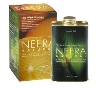 Neera Natural Two Week Pack The Improved Stanley Burroughs Master