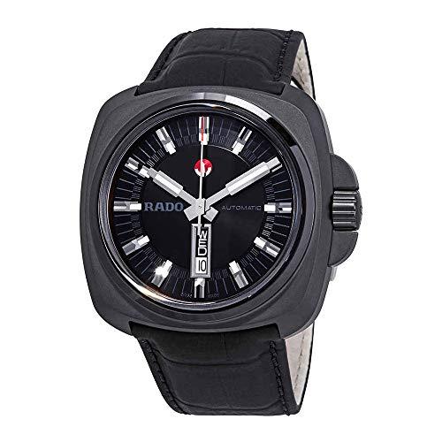 Rado Hyperchrome XL automatico nero quadrante mens orologio R32171155