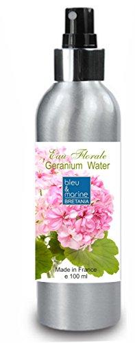 Hidrolato Geranio 100 ml Agua Floral Spray - Tónico