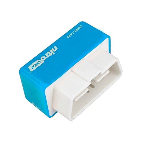 Alamor Eco Economia Chip Tuning Box Diesel Blu Alimentazione Carburante Dispositivo Di Ottimizzazione
