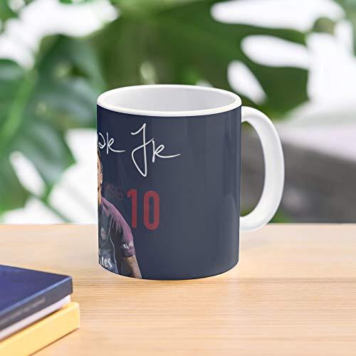 Allbirds Mug Neymar PSG Jr Best 11 oz Kaffeebecher - Nespresso Tassen Kaffee Motive