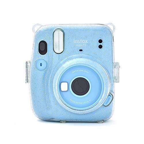 instax mini 11 camera case, Glitter
