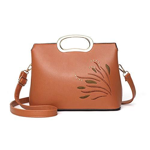 Handtasche Luxus Handtaschen Frauen Taschen Designer Geldbörsen und Handtaschen Umhängetasche Strandtasche Mode Luxus Tasche Damen@Orange