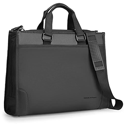 MARK RYDEN maletín para computadora portátil de 15,6 pulgadas impermeable portátil estuche para tableta bolso de hombro para mochilas de negocios para hombres