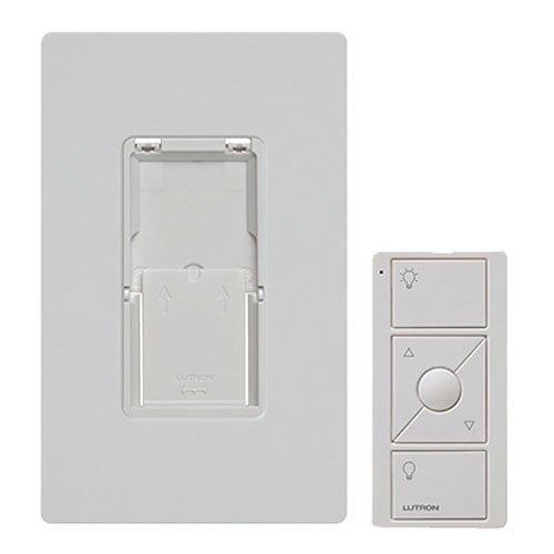 Caseta Wireless Pico Wall-Mounting Kit, PJ2-WALL-WH-L01,