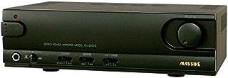 オースミ電機 ( MASSIVE ) モノラル/ステレオ切替機能付きアンプ OU-2020Ⅱ
