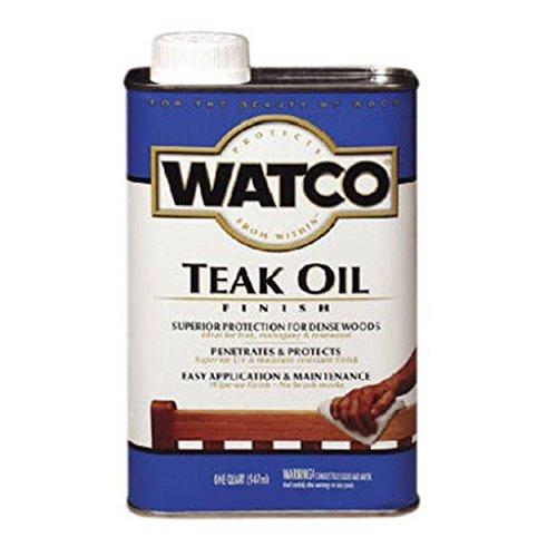 RUST-OLEUM Watco Teak Oil Finish