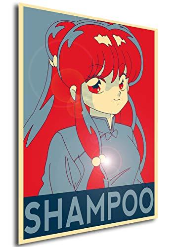Instabuy Poster Propaganda Ranma Shampoo