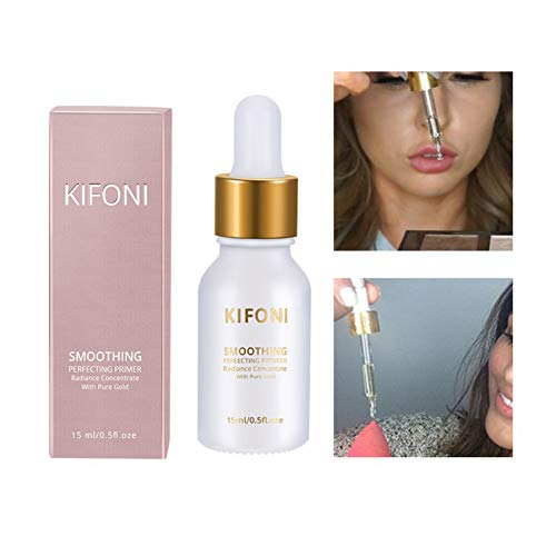 Allbesta 24k Rose Gold Elixir Serum Make-Up Hautpflege Essential Oil For Before Primer Foundation Moisturizing Anti-aging