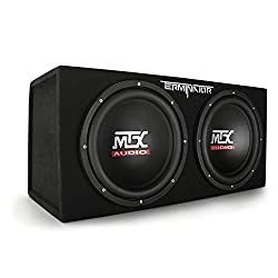 MTX Audio Terminator Series TNE212D - Best Budget Car Subwoofer