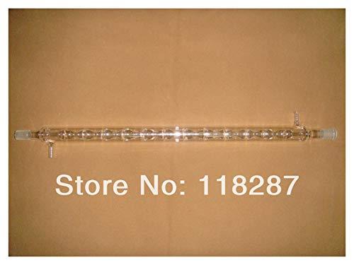 CHENZHIYU Czyu. AlliN-Kondensator, 24/29.600mm, Kugelform Glaskühler, Laborglaswaren, Laborkondensator