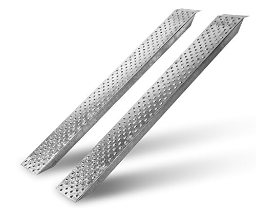 Diamond Car Universal Auffahrschienen Auffahrrampen Verlade Rampen 1,5 m Ladeschiene geprüft