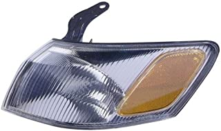 Go-Parts - OE Replacement for 1997 - 1999 Toyota Camry Turn Signal Light Assembly / Lens Cover - Front Left (Driver) Side 81520-AA010 TO2530126 Replacement For Toyota Camry