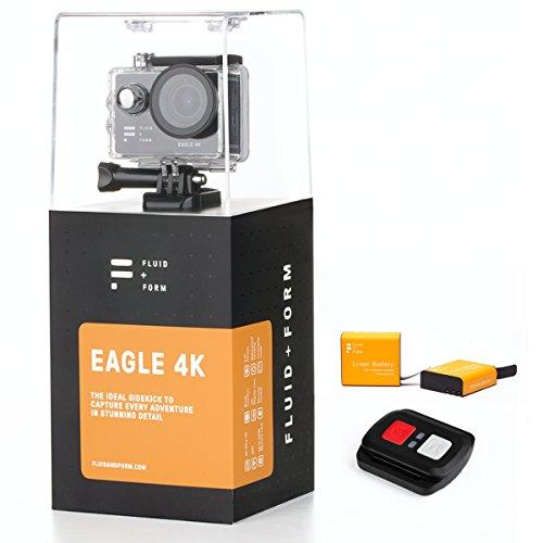 FLUID & FORM Action-Kamera Eagle 4k Fluid
