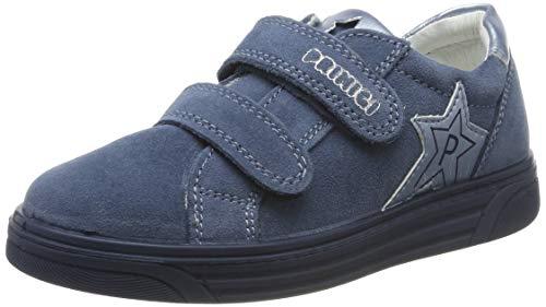 PRIMIGI Mädchen PCY 43738 Sneaker, Blau (Azzurro/Fog 4373855), 34 EU