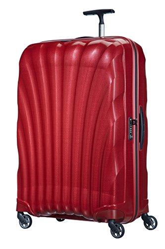 [サムソナイト] スーツケース キャリーケース コスモライト スピナー81 保証付 123L 81 cm 2.9kg レッド