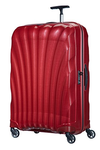 Samsonite Cosmolite Spinner XL - Equipaje de Mano, Rojo (Red), XL (81...