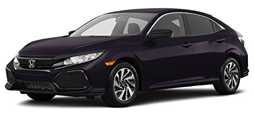 2017 Honda Civic LX, CVT, Rallye Red