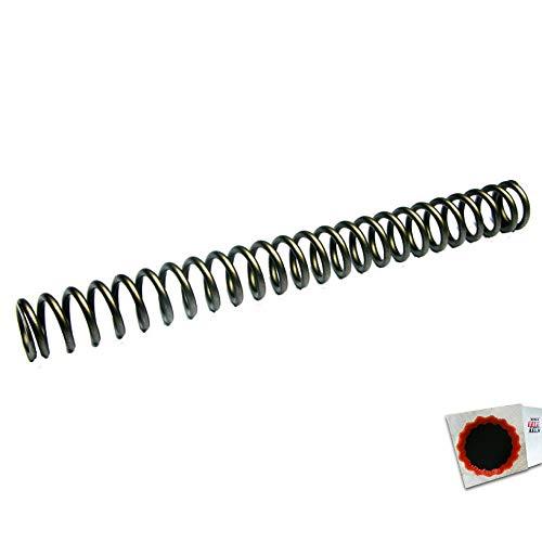 SR-Suntour Spiralfeder hart 63mm f. SF14 NEX-E25-HLO-700C + SCHLAUCHFLICKEN