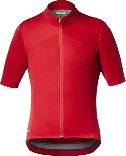MAVIC Mistral SL Trikot Herren Haute red Größe L 2020 Radtrikot kurzärmlig