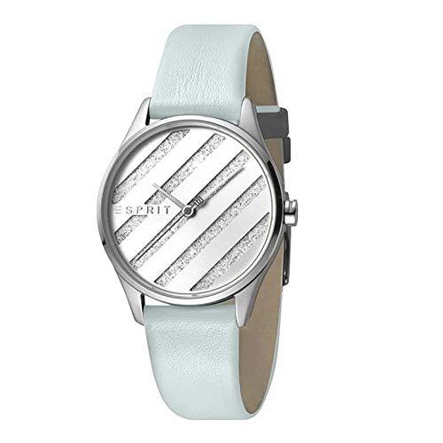 Esprit Armbanduhr mit dekoriertem Ziffernblatt