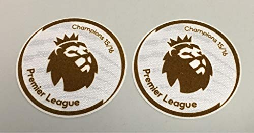 Flock Original Premier League Champions Patches 15/16 Leicester City kinderen