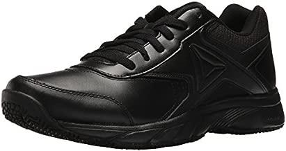 Reebok Men's Work N Cushion 3.0 Walking Shoe, Black, 13 M US