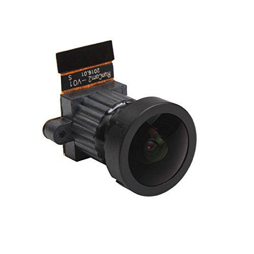 HELEISH Runcam 2 Camera 120 Degree Lens Module Piezas de montaje de bricolaje
