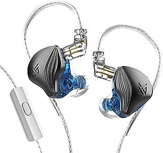 KZ ZEX Statische Dynamic Drive Hybrid Oortelefoon HiFi Bass Oordopjes Sport Passieve Ruisonderdrukking HD Headset Afneemba...