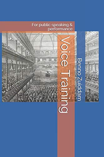 Voice Training: For public speaking  & performance