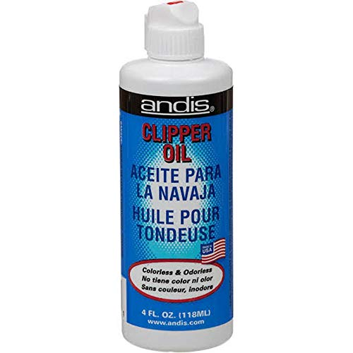 Andis Clippers Clipper Oil 4 oz (Pack of 3)