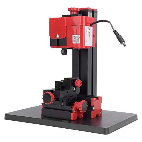 High Hardness Mini Metal Milling Machine, Multiple Protection Mini Milling Machine, Processing Gold Soft Metals Engineering Plastics For Processing Wood