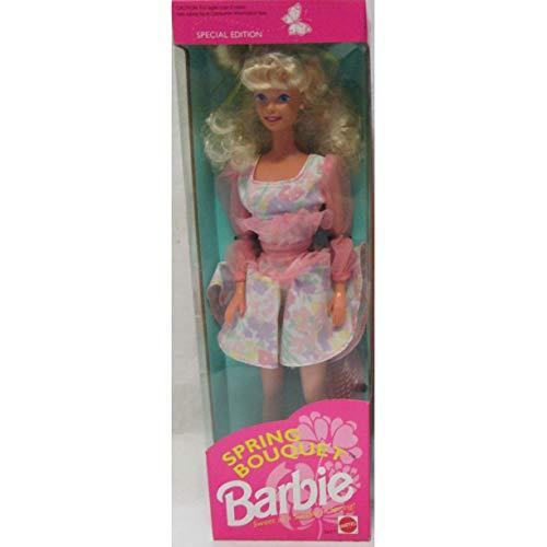 Mattel Brand BARBIE Doll: SPRING BOUQUET (1992)
