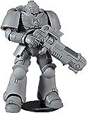 McFarlane - Warhammer 40000 7 Figuras Wave 2 - Primaris Space MarineHellblaster (Ap)