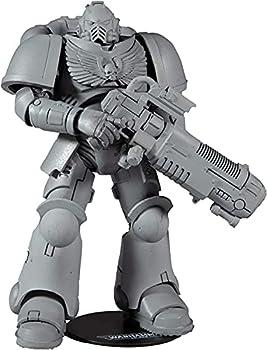 McFarlane - Warhammer 40000 7 Figures Wave 2 - Primaris Space MarineHellblaster  AP