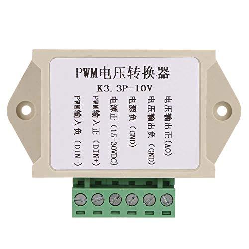 GAESHOW Convertidor de Voltaje PWM 0-5V Digital a analógico PLC...