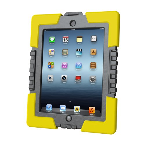 iHome Armo Extreme Rugged Case for iPad 2/3/4 - Yellow