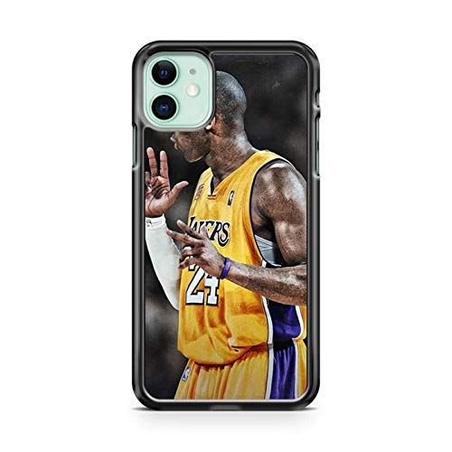 PEWORWEY Case/Handyhülle/Hülle/Coque/Custodia/Carcasa/Cover/Shell,Kobe Bryant DIY Phone Case for iPhone 6/6S, Kobe-Bryant,[K866-3022]