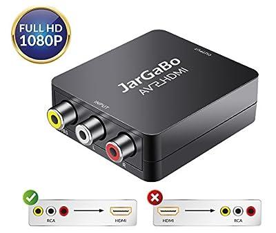JarGaBo AV HDMI Converter