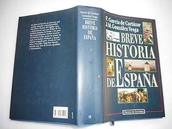 Paperback Breve historia de España [Spanish] Book
