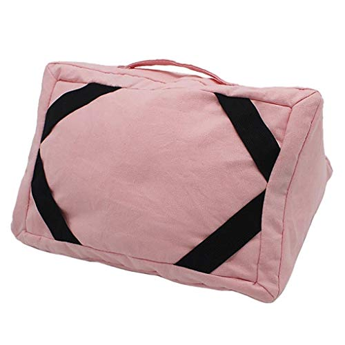 Topker Tablet-Halterung Kissen Multi Angle Smartphones Buch Soft Pad Cushion Ständer Lap Ständer mit Gummiband